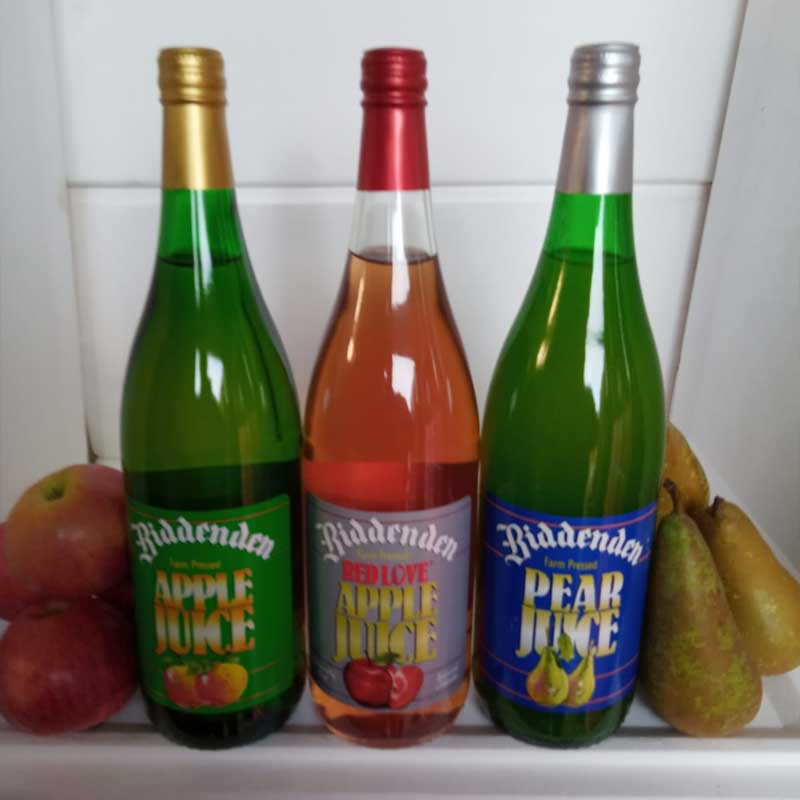 Image of Biddenden Fruit Juices